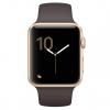 Умные часы Apple Watch Series 2 42mm золотисто-коричневые, купить за 34 705руб.