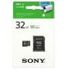 SONY MicroSD 32Gb U1 (SR32UY3AT) + SD-адаптер, купить за 1 380руб.