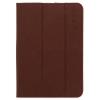 """Zifro универсальный 6"""" (резинка, уголки, искусственная кожа), коричневый, купить за 895руб."""