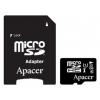 MicroSDHC 32Gb class10 Apacer UHS-1  +адаптер, купить за 715руб.