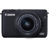 Цифровой фотоаппарат Canon EOS M10 Kit (EF-M 15-45mm IS STM), черный, купить за 25 985руб.