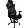 Компьютерное кресло Aerocool AC120-B, черное, купить за 14 820руб.