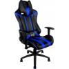 Компьютерное кресло Aerocool AC120-BB, черно-синее, купить за 14 820руб.