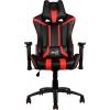 Компьютерное кресло Aerocool AC120-BR, черно-красное, купить за 14 820руб.