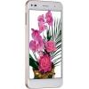 Смартфон Fly FS507 Cirrus 4, белый, купить за 4 975руб.