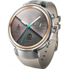 Умные часы Смарт-часы Asus ZenWatch 3 WI503Q Silver/Rubber Strap Beige, купить за 18 715руб.