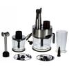 Блендер Hotpoint-Ariston HB 0705, серебристый, купить за 5 955руб.