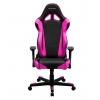 DXRACER OH/RE0/NP, черное/розовое, купить за 28 110руб.