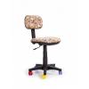 Компьютерное кресло Recardo Junior DA02 Снупи, бежевое, купить за 2 200руб.