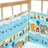 Товар для детей Idea Kids Бортики в кроватку Игрушки, голубые, купить за 1 490руб.