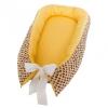 Детская кроватка Бортик детский Baby Nice Гнёздышко 85х45, Грибочек бежевый, купить за 2 520руб.