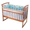 Детская кроватка Бампер в кроватку Карапуз, голубой, купить за 1 140руб.