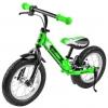 Беговел Small Rider Roadster Air, зеленый, купить за 3 590руб.