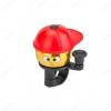 Аксессуар для детского транспорта Звонок RT 10А-05/210091 (красная кепка), купить за 200руб.