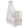 Детскую кроватку Feretti Romance, белая, купить за 28 530руб.