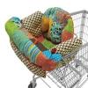 Товар для детей Накидка на сиденья Infantino Лоскутное шитье, купить за 3 450руб.