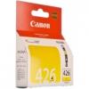 Картридж Canon CLI-426Y, желтый, купить за 1 220руб.