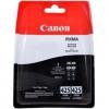 Картридж Canon PGI-425 Bk Twin Pack, чёрный, купить за 1 710руб.