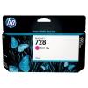 Картридж для принтера HP №728 F9J66A, пурпурный, купить за 10 230руб.