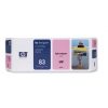 Картридж для принтера HP №83 C4945A, светло-пурпурный, купить за 25 155руб.