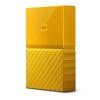 HDD WD My Passport WDBLHR0020BYL-EEUE, 2Тб, желтый, купить за 4 985руб.