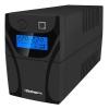 Ippon Back Power LCD Pro 800, черный, купить за 4 980руб.