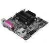 Материнская плата ASRock J3160B-ITX (Intel Celeron J3160,  mini-ITX, Max 16 Gb), купить за 5 220руб.