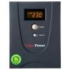Источник бесперебойного питания CyberPower VALUE1500ELCD, купить за 10 390руб.