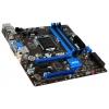 MSI B85M-G43 Soc-1150 B85 DDRIII mATX SATA3  LAN-Gbt USB3.0 DVi/VGA/HDMI/DP, ������ �� 4 390���.