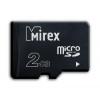 Mirex microSD Class 4 2GB (без адаптера), купить за 380руб.