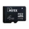 Mirex microSDHC Class 4 4GB (13612-MCROSD04), купить за 410руб.
