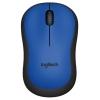 Logitech M220 Silent, синяя, купить за 1 575руб.