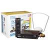 РЭМО TV Future Indoor DVB-T2 (комплект цифрового телевидения), купить за 2 595руб.