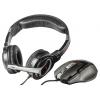 Trust GXT 249 Gaming Headset & Mouse (игровой набор), купить за 3 150руб.