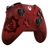 Геймпад Microsoft Xbox One Wireless Controller Gears of War 4 Crimson Omen, красный, купить за 5730 руб.