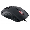 Tt eSports by Thermaltake Gaming mouse Ventus X USB, черная, купить за 3 270 руб.