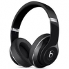 Гарнитура bluetooth Beats Solo 2 Wireless Gloss (MP1F2ZE/A), черная, купить за 21 570 руб.