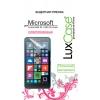 Защитная пленка для смартфона LuxCase  для Microsoft Lumia 640 XL / 640 XL Dual (Антибликовая), 158х81 мм, купить за 260руб.