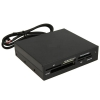 Ginzzu GR-116B (CF/CFII, xD, MS/MS Pro Duo, SD/SDHC, MMC, M2, microSD), купить за 665руб.