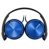 Sony MDR-ZX310/LQ(AE), синие, купить за 1 490руб.