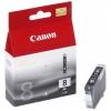 Картридж Canon CLI-8BK, черный, купить за 1 210руб.