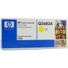 Картридж для принтера HP Q2682A оригинальный, жёлтый, купить за 4505руб.