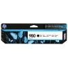 Картридж HP 980 D8J10A оригинаьный, черный, купить за 6 985руб.