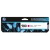 Картридж для принтера HP 980 D8J08A оригинальный, пурпурный, купить за 10 195руб.