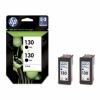 Картридж HP 130 C9504HE, черный, купить за 4350руб.