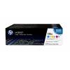 Картридж для принтера HP №125A CYM Tri-Pack оригинальный, купить за 19 090руб.