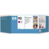 Картридж для принтера HP №90 C5063A оригинальный, пурпурный, купить за 19 315руб.