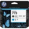 Картридж для принтера HP №773 C1Q20A оригинальный (матово-черный и голубой), купить за 17 525руб.