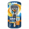 Товар Станок для бритья Gillette Fusion ProGlide Power FlexBall, черный, купить за 1 910руб.