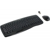 Keyboard+mouse Genius KB-8000X, черный, купить за 1 190руб.